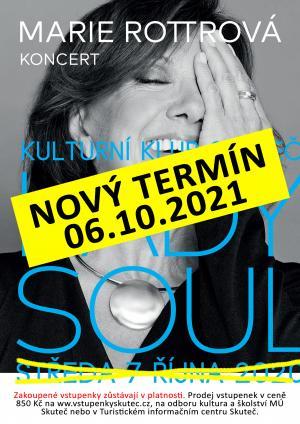 Marie Rottrová - Galakoncert Lady Soul