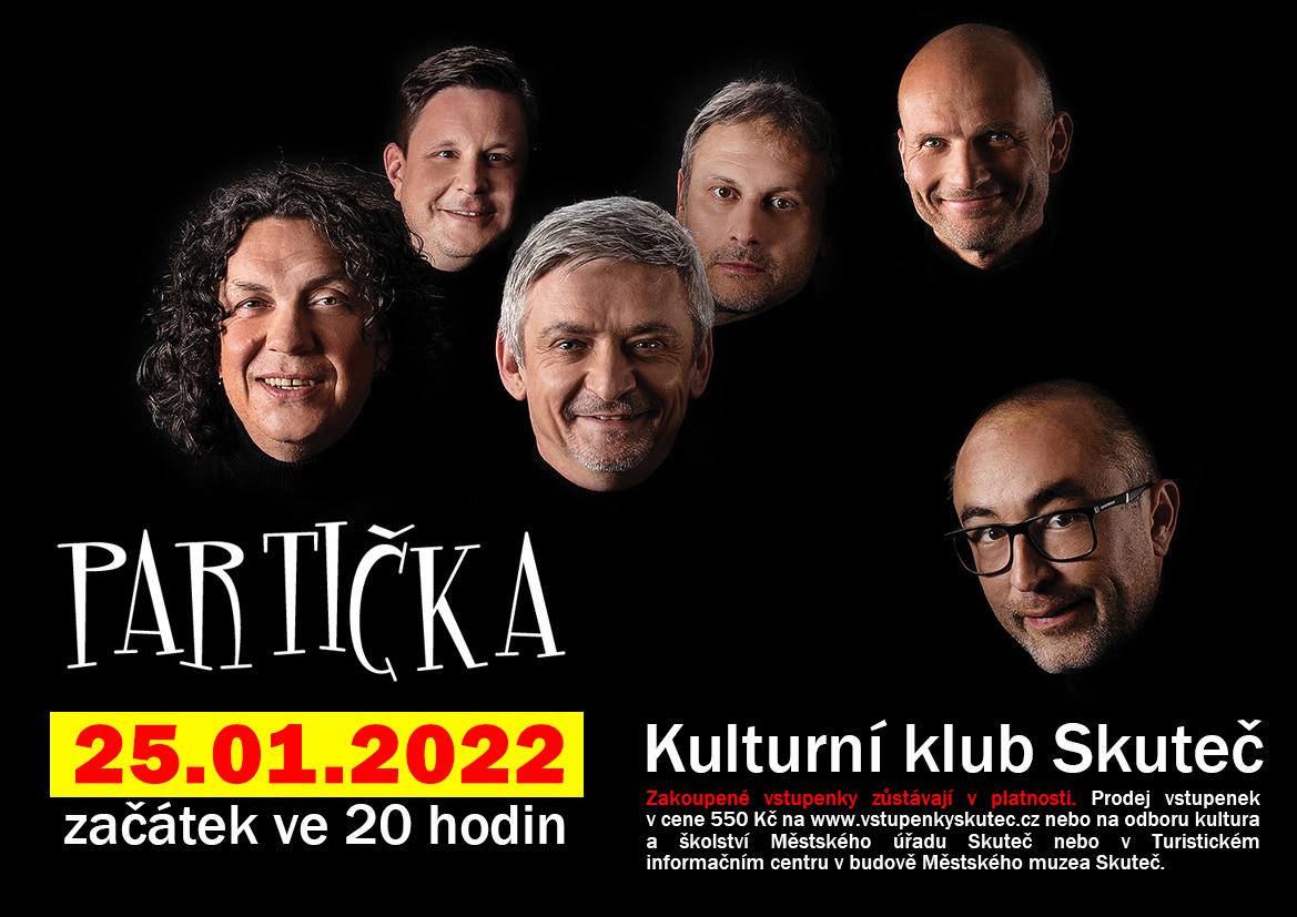 Partička - ODLOŽENO NA 25.01.2022