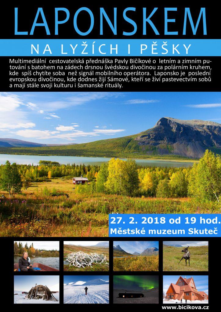 Cestopisné povídání: Laponskem na lyžích i pěšky 1
