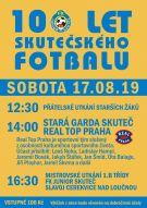 100 let skutečského fotbalu