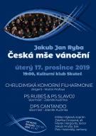 Vánoční koncert PS Rubeš